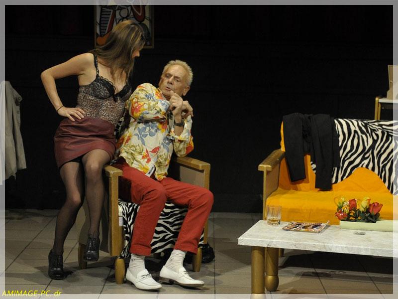 Foyer Marcel Lyon Salon De Provence : Spectacle les montagnes russes septembre
