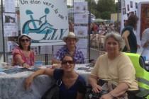 Forum des Associations 2013 - Association Elly (Salon de Provence 13300)